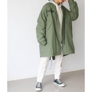 トゥデイフル(TODAYFUL)の美品 キャナルジーン  NAF ナフ ライナー付3wayミリタリーコート(ミリタリージャケット)