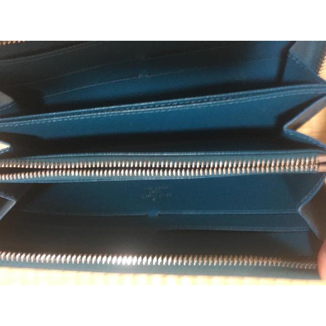 LOUIS VUITTON(ルイヴィトン)のLOUIS VUITTON 長財布 エピ レディースのファッション小物(財布)の商品写真