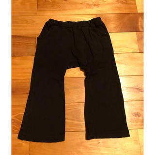 コムサイズム(COMME CA ISM)のコムサイズム 黒パンツ 90cm(パンツ/スパッツ)