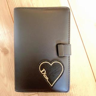 クリスチャンディオール(Christian Dior)のChristian Dior 非売品 ノベルティ 手帳(ノート/メモ帳/ふせん)