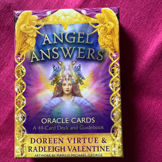 Angel Answers Oracle Cards: A 44-Card De(洋書)