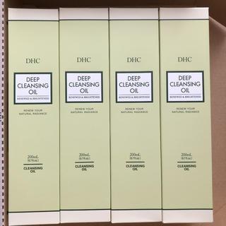 DHC - DHC ディープクレンジングオイル リニューブライト  4本