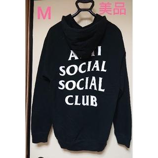 ANTI SOCIAL SOCIAL CLUBアンチソーシャルクラブパーカー M