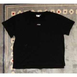 フィラ(FILA)のM 半袖 T シャツ フィラ Fila キッズ ジュニア(Tシャツ(半袖/袖なし))