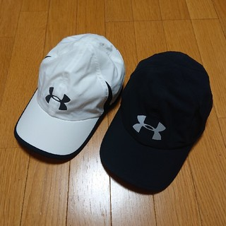 UNDER ARMOUR - UNDER ARMOUR アンダーアーマー キャップ 帽子 2点セット