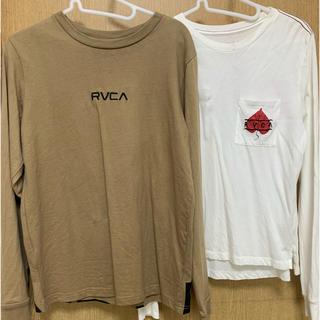 ルーカ(RVCA)のRVCA ルーカ ロゴ(Tシャツ/カットソー(七分/長袖))
