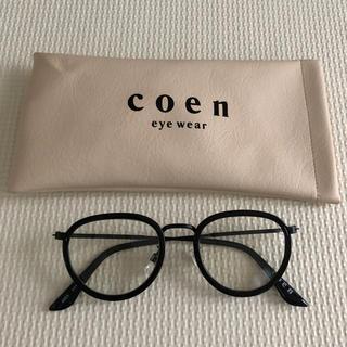 コーエン(coen)のcoen めがね(サングラス/メガネ)