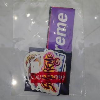 シュプリーム(Supreme)の【送料無料】supreme ステッカーセット sticker(その他)