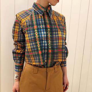 トーガ(TOGA)のTOGA PULLA ブロードウエスタンチェックシャツ(シャツ/ブラウス(長袖/七分))