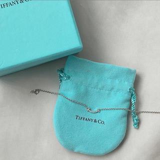 Tiffany & Co. - ティファニー tスマイル ブレスレット ダイヤ付き ティファニーt