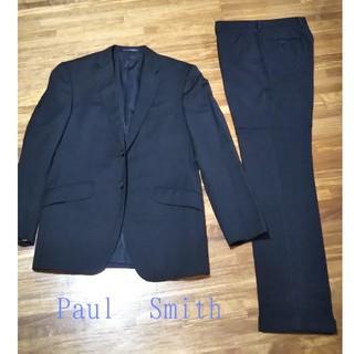 ポールスミス(Paul Smith)のポールスミス セットアップ 黒 スーツ ブラック 礼服(セットアップ)