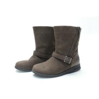 マドラス(madras)のmadras Walk ゴアテックス 防水 防滑ブーツ(22.5cm4E)美品(ブーツ)