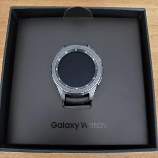 ギャラクシー(Galaxy)の値下げしました!Galaxy Watch 42mm Midnight Black(腕時計(デジタル))