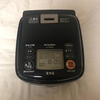 ミツビシデンキ(三菱電機)の炊飯器 NJ-SE065-A(炊飯器)
