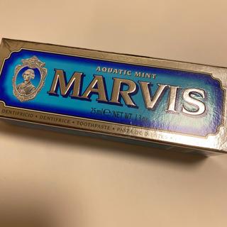 マービス(MARVIS)のMARVIS 歯磨き粉 25ml(歯磨き粉)