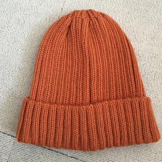アングリッド(Ungrid)のタグ付き未使用品!Ungridニット帽 (ニット帽/ビーニー)