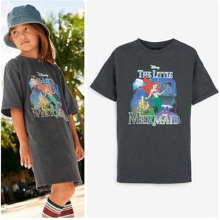 ディズニー(Disney)の即日発送❣️ネクスト ディズニー リトルマーメイドTシャツ 134cm(Tシャツ/カットソー)