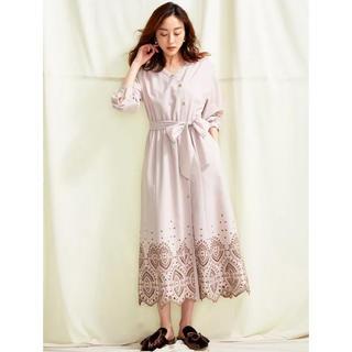 トッカ(TOCCA)のTOCCA Ethical Embroidered Dress ドレス(ロングワンピース/マキシワンピース)