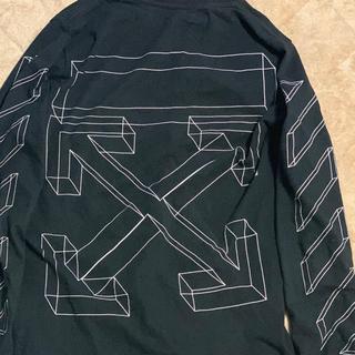 オフホワイト(OFF-WHITE)のoff-whiteロンT(Tシャツ(長袖/七分))