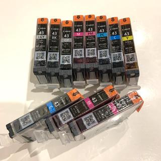 Canon - キャノン 純正インク まとめ売り BCI43シリーズ