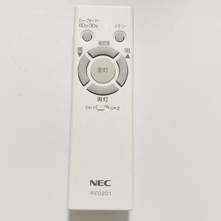 NEC - シーリング リモコン NEC RE0201