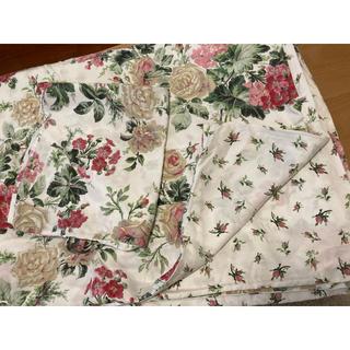 イケア(IKEA)の⭐︎G-M.love様専用⭐︎ IKEA  布団カバー&枕カバー シングルサイズ(シーツ/カバー)
