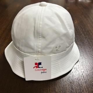 クレージュ(Courreges)のCourreges 帽子(帽子)