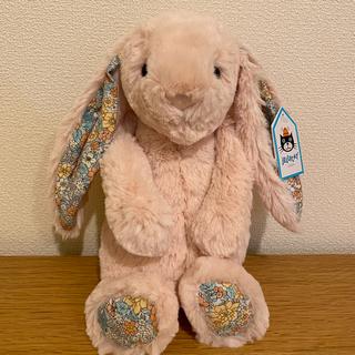ジェラートピケ(gelato pique)のjellycat ジェリーキャット  ブロッサムブラッシュ バニー Mサイズ ①(ぬいぐるみ/人形)