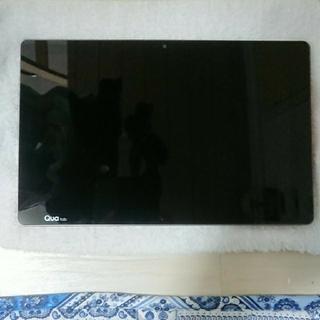 エルジーエレクトロニクス(LG Electronics)のLG タブレット Qua tab PZ LGT32  SIMロック解除済 (タブレット)