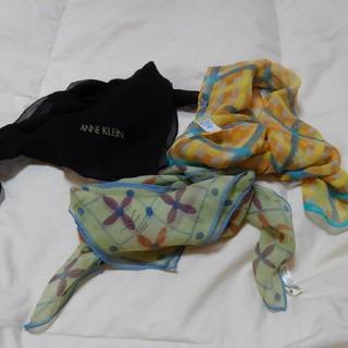 シビラ(Sybilla)のスカーフ3枚セット(バンダナ/スカーフ)