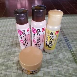 noevir - なめらか本舗 豆乳イソフラボン 化粧水.乳液.クリーム