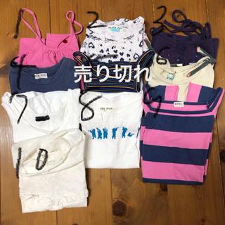 ハッカキッズ(hakka kids)のハッカキッズ140〜160Tシャツ女の子まとめ売り(Tシャツ/カットソー)