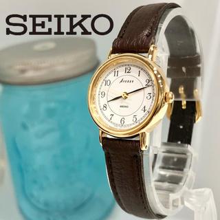 セイコー(SEIKO)の59 セイコー時計 アヴェニュー レディース腕時計 新品電池 アンティーク(腕時計)