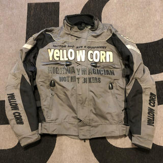 イエローコーン(YeLLOW CORN)のyellow corn イエローコーン バイク ジャケット L(装備/装具)