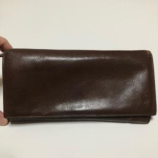 ポロラルフローレン(POLO RALPH LAUREN)の財布 ポロラルフローレン メンズ 長財布 ブラウン(長財布)