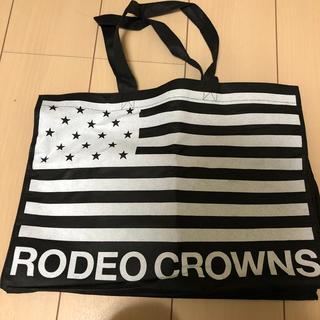 ロデオクラウンズワイドボウル(RODEO CROWNS WIDE BOWL)のRODEO CROWNS ショップバック(ショップ袋)