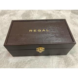 REGAL - 【新品未使用】リーガル オリジナル木箱入りシューケアキット