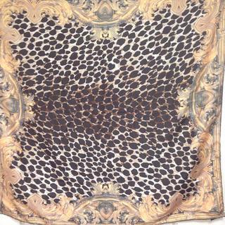 ドルチェアンドガッバーナ(DOLCE&GABBANA)の正規品◆ドルガバ◆スカーフ(バンダナ/スカーフ)