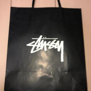 ステューシー(STUSSY)のstussy  紙袋(ショップ袋)
