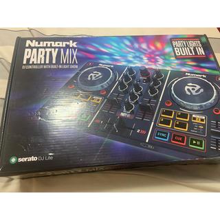 DJ  Numark party mix  パーティー楽しんでください!(DJコントローラー)