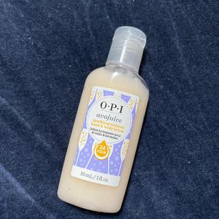 オーピーアイ(OPI)のtomo様専用 OPIアボジューススパークリングミモザハンド&ボディローション (ボディクリーム)