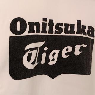 オニツカタイガー(Onitsuka Tiger)のオニツカタイガーロゴTシャツ(Tシャツ/カットソー(半袖/袖なし))