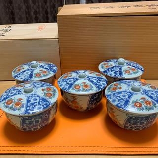 キンテツヒャッカテン(近鉄百貨店)の有田焼湯呑み 5客セット 新品(食器)