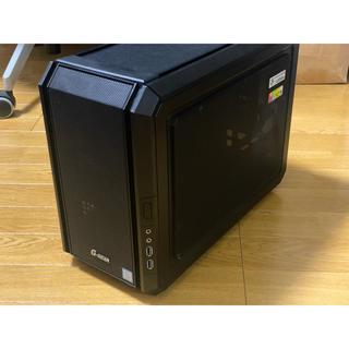 デル(DELL)のG-GEAR mini itx PCケース 750w 電源COUGAR KAZE(PCパーツ)