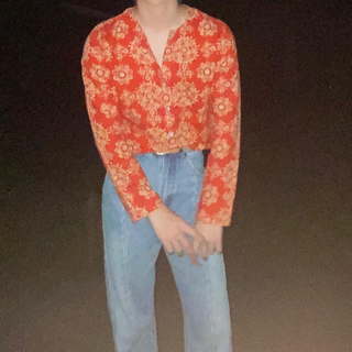 ケンゾー(KENZO)の✔︎Vintage 90's KENZO shirt(シャツ)