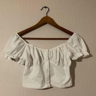 スタイルナンダ(STYLENANDA)のhighcut トップス(Tシャツ(半袖/袖なし))