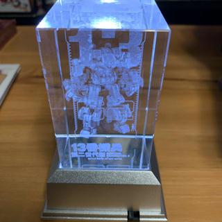 【セール】十三機兵防衛圏 3Dクリスタル 第二世代型13番機兵(キャラクターグッズ)