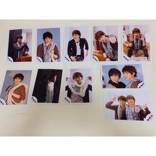 キスマイフットツー(Kis-My-Ft2)の二階堂高嗣 写真10枚セット(アイドルグッズ)
