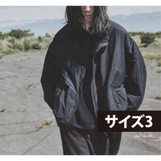 【so専用】 ナイロンショートジャケット ネイビー  サイズ3(ナイロンジャケット)