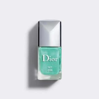 Dior - Diorヴェルニネイルエナメルミントグリーン208